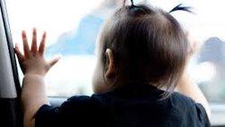 Trẻ em sẽ bị sốc nhiệt và tử vong nếu bị kẹt trong xe đỗ dưới trời nắng
