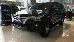 Đánh giá xe Toyota Fortuner 2018 máy dầu số sàn 2.4G 4x2 MT