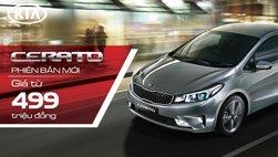 Đánh giá xe Kia Cerato SMT 2018 - bản giá rẻ vừa bán ra tại Việt Nam