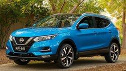 Nissan Qashqai Ti 2018 công bố giá và tính năng