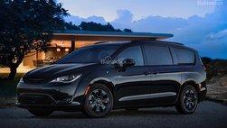 Chrysler Pacifica Hybrid bổ sung gói độ thời trang cực ngầu