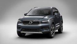 Xe điện Volvo XC40 EV mới xác nhận ra mắt vào năm 2019