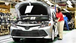 Nguy cơ ô tô Mỹ tăng giá vì thuế lên 25%