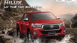 Đánh giá xe Toyota Hilux 2.8G MLM 2018 hoàn toàn mới tại Việt Nam