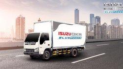 Isuzu khuyến mại lớn cho QKR Euro 4 từ ngày 11/7 đến 24/8/2018