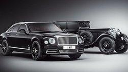 Phiên bản Bentley Mulsanne kỷ niệm 100 năm thương hiệu chính thức được ra mắt