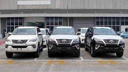 Lộ bảng giá phụ kiện lên tới trăm triệu dành cho khách muốn nhận Toyota Fortuner 2018 sớm