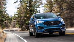 Đánh giá xe Ford Edge ST 2019