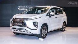 Thông số kỹ thuật Mitsubishi Xpander 2018 mới nhất tại Việt Nam