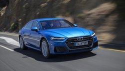 Audi A7 Sportback 2019 giá chỉ từ 1,5 tỉ tại Mỹ, rẻ hơn gần 1 nửa so với Việt Nam