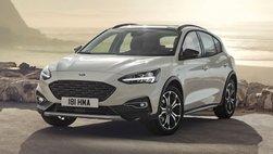 Phiên bản Ford Focus SUV sẽ sớm xuất hiện trên thị trường?