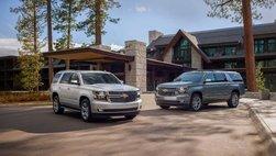 Chevrolet Tahoe và Chevrolet Suburban sẽ trình làng bản Premier Plus đặc biệt