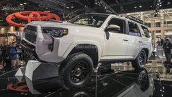 Toyota 4Runner và Tundra TRD Pro 2019 lộ giá tăng cao