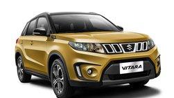 Dân Trung Quốc sung sướng vì có bản đặc biệt Suzuki Vitara Stars Edition