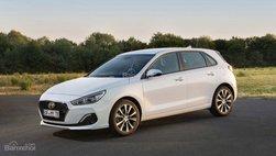 Hyundai i30 được cải tiến với động cơ diesel mới