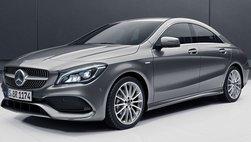 Mercedes-Benz CLA 200 và GLA 200 Night Edition chốt giá tại Malaysia