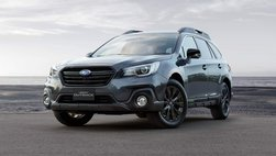 Chiêm ngưỡng Subaru Outback X-Break bản kỷ niệm 60 năm dành cho Nhật Bản