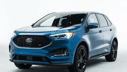 Ford Edge và Edge ST giới thiệu công nghệ AWD mới
