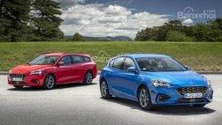 Ford Focus 2019 tăng giá và bổ sung công nghệ