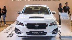 Subaru Levorg 2019 bổ sung sức mạnh đề giá 856 triệu đồng