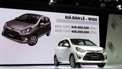Đánh giá xe Toyota Wigo 2019 bản G 1.2 AT mới về Việt Nam