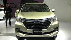 So sánh giá xe Toyota Avanza với các đối thủ trong phân khúc MPV
