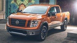 Nissan Titan 2019 và Titan XD bổ sung công nghệ