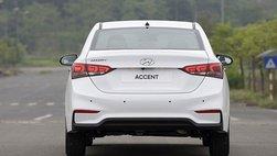 Mua xe Hyundai Accent trả góp chỉ với 7 triệu đồng/tháng