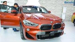 BMW X2 vừa trình làng tại thị trường Việt Nam, giá từ 2,139 tỷ