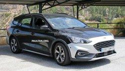 Ford Focus Active bổ sung biến thể wagon