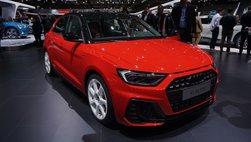 [Paris 2018] Audi A1 2019 Sportback lộ diện với mặt tiền đậm chất thể thao