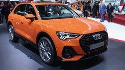 [Paris 2018] Audi Q3 2019 'đặt chân' đến Paris với ngoại hình lấy cảm hứng từ Q8
