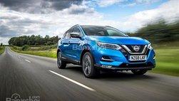 Nissan Qashqai bổ sung động cơ mới