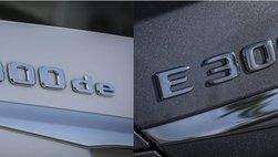 Ra mắt Mercedes-Benz E300e và E300de siêu tiết kiệm nhiên liệu