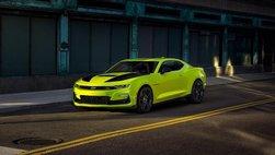 Chevrolet Camaro SS Shock Concept sẽ tỏa sáng tại Triển lãm xe độ SEMA 2018 sắp tới