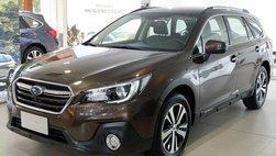 Subaru Outback facelift về Việt Nam, giá 1,732 tỷ đồng