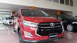 Lỗi thường gặp trên Toyota Innova mà người dùng cần biết