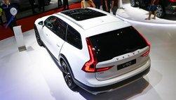 Trình làng Volvo V90 Cross Country giá bán 3,090 tỷ đồng tại VMS 2018