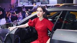 Ngắm hàng loạt ngôi sao nổi tiếng xuất hiện bên dàn xế sang Audi tại VMS 2018