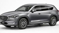 Mazda CX-8 2019 chuyển sang động cơ 2.5L turbo, bổ sung thêm công nghệ GVC Plus