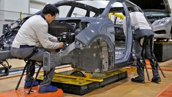 Hyundai, Kia hợp tác phát triển công nghệ robot trợ lực trong ngành sản xuất ô tô