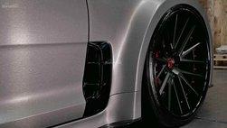 Kia Stinger GT và K900 độ hầm hố tham dự triển lãm xế độ SEMA