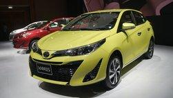 Tư vấn vay mua xe Toyota Yaris trả góp