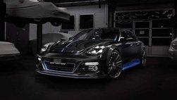 Porsche Panamera Sport Turismo đẹp ma mị với gói độ GrandGT Selective của TechArt