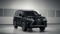Lexus LX Inspiration Series 2019 - Siêu SUV giá 100.000 USD sắp ra mắt triển lãm ô tô Los Angeles