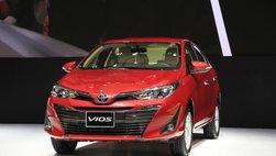 Toyota Vios tung chương trình khuyến mại lớn cho 2 tháng cuối năm