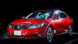 Nissan Teana/ Altima 2019 giá từ 42.400 USD ra mắt Thái Lan, Việt Nam 'hóng' xe về