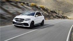 Đánh giá xe Mercedes-Benz GLE-Class 2019