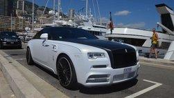 Rolls-Royce Wraith lột xác hoàn toàn nhờ ý tưởng của hãng độ Mansory