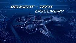 """Chuỗi sự kiện """"Peugeot Tech Discovery"""" trên toàn quốc."""